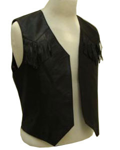 Black-Leather-Cowboy-Vest-CB-BLK