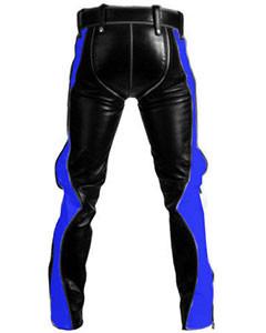 Black-and-Blue-Leather-Bondage-Jeans-R2-BLU-BLK-02