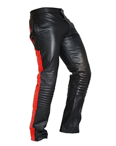 MENS-SEXY-REAL-BLACK-RED-LEATHER-MOTORCYCLE-BIKERS-PANTS-JEANS-TROUSERS-01