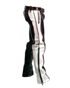 NEW-SEXY-REAL-BLACK-RED-WHITE-LEATHER-HEAVY-DUTY-BONDAGE-PANTS-JEANS-BLUF-GAY-01