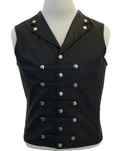 Sheep-Leather-Steel-Boned-Victorian-Corset-STEAM2