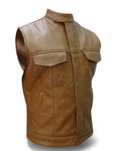 MENS-REAL-COW-LEATHER-BROWN-MOTORCYCLE-BIKER-STYLE-VEST-WAISTCOAT-B9-BRW-1
