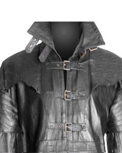 Mens-Pure-Leather-Goth-Matrix-Trench-Coat-Steampunk-Gothic-Van-Helsing-T5-2