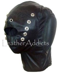 REAL-Leather-Sensory-Deprivation-Bondage-Hood-Mask-with-Mouth-Plug-H2-3