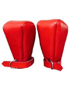 REAL-Soft-RED-SHEEP-Leather-Padded-Lined-Bondage-Fist-Mitts-Gloves-Mitts2-01