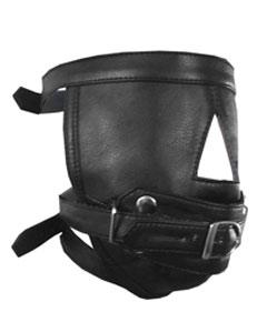 Real-Mens-Ladies-Black-Leather-Padded-Mask-Hood-Blindfold-Gag-Bondage-Gay-HD1-1