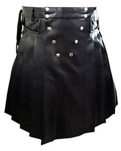 MENS-BLACK-LEATHER-KILT-LARP-1
