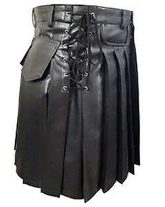 MENS-BLACK-LEATHER-KILT-LARP-2