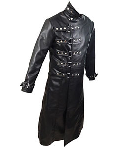 MENS-GOTHIC-COAT-GENUINE-BLACK-LEATHER-STEAMPUNK-VAN-HELSING-COAT-T19-2