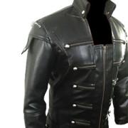 REAL-Black-MEN-Leather-Goth-Matrix-Trench-Coat-Steampunk-Gothic-Van-Helsing-T20-1