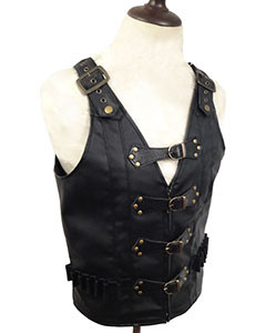MENS-LEATHER-STEAMPUNK-GOTHIC-VEST-B25-1